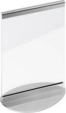 Georg Jensen Sky bildram, rostfritt stål, 10 x 15 cm.