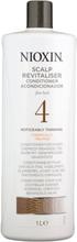 Nioxin 4 Conditioner (U) 1000 ml