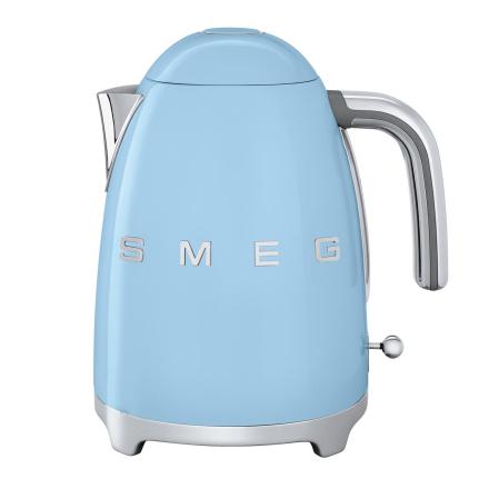 Smeg - Smeg Vannkoker 1,7L, Pastellblå