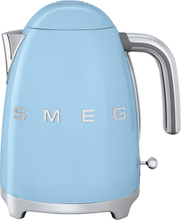 Smeg - Smeg Vannkoker 1,7 l, Pastellblå