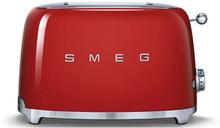 Smeg - Smeg Toaster 2 skiver, Rød