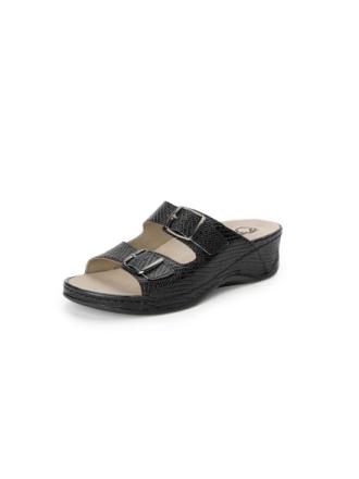 Slip-in-skor för kvinnor från MUBB svart