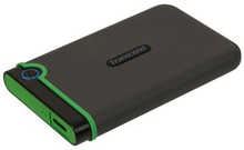 """Transcend: HDD StoreJet 2.5"""""""" 1TB USB3"""