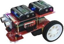 Raspberry Pi Pi2Go Mk2 Robot 4-tronix