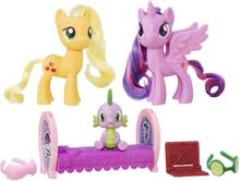 My Little Pony Princess Twilight Sparkle Applejack Friends set