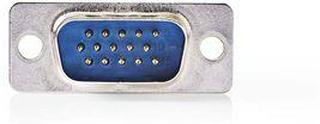 Nedis Serial adapter | Adapter | VGA Hane | VGA hona 15p | Nickel | Metall | Plastpåse