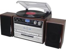 Soundmaster Stereo CD/Vinyl/Tape/BT MCD5550