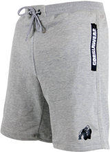 Gorilla Wear Men Pittsburgh Sweat Shorts, grey, medium Shorts herr