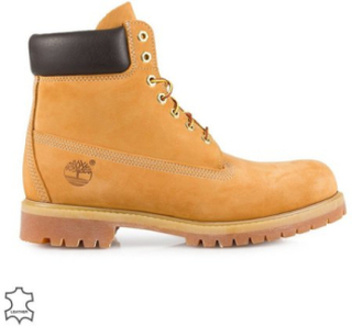 Timberland Af 6IN Prem Boots Yellow