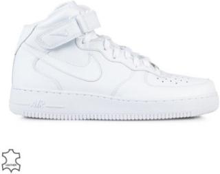 Nike Sportswear Air Force 1 Mid '07 Sneakers & tøysko Hvit