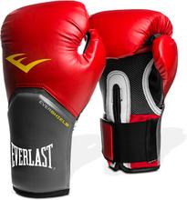 Everlast Elite Pro Style Glove, red, 14 oz Boxningshandskar Elite