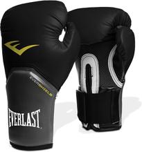 Everlast Elite Pro Style Glove, black, 16 oz Boxningshandskar Elite