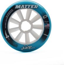Super Worth MATTER white code white speed wheel F1 competition 86A road track 110mm inline skates wheels 110 marathon grip tyres