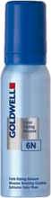 Goldwell Color Styling Mousse 6N Mörkblond 75ml