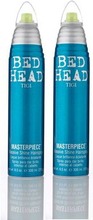 Tigi Bed Head Masterpiece Hairspray - DUO