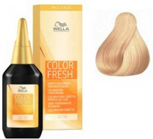Wella Color Fresh 10/39 Lightest Blonde Gold Cendre 75ml