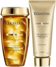 Kérastase Elixir Ultime Duo Shampoo 250ml + Conditioner 200ml Duo