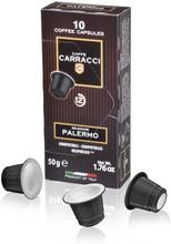 Carracci Nespresso kahvikapselit Palermo 10 kpl