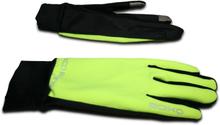 Oxide Running Gloves, gul, Oxide, stl 9 Handskar unisex
