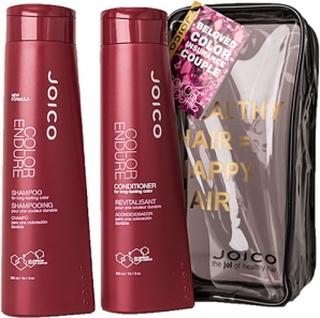 Joico Color Endure Duo Paket Shampoo 300ml + Balsam 300ml
