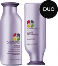 Pureology Hydrate Duo Shampoo + Balsam