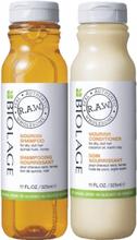 Matrix Biolage R.A.W. Nourish Shampoo + Conditioner 2x325ml