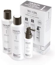 Nioxin Trial Kit System 1, 150+150+50ml