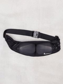 Nike DBL Pock Flask Belt Vattenflaskor Svart/Silver