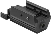 Rød Laser til Weaver Rail - Low Profile