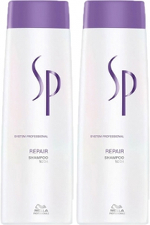 Wella SP Repair Shampoo Duo 2x250ml