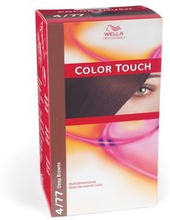 Wella Color Touch 4/77 Intense Coffee Brown
