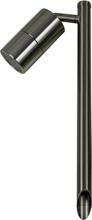 Markspotlight - Rostfritt stål