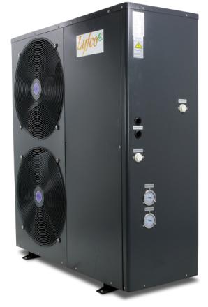 Luft-vatten värmepump 19,8kW EVI