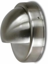 Downlight - utanpåliggande - Rostfritt stål
