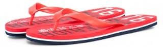 D-XEL FLIP-FLOP 043 Röd Sandaler till Kille