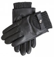 Dents Touchscreen Glove With Stud Black
