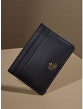 Lauren Ralph Lauren Slim Card-Card Case-Small Black