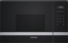 Siemens iQ500 Inbyggd mikrovågsugn vänsterhängd, BF525LMS0