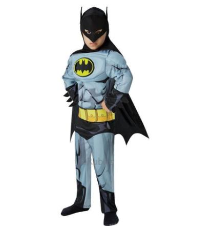 Rubies - Deluxe Comic Batman - Large (610779)
