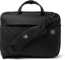 Trail Britannia Tech Nylon Briefcase - Black