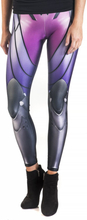 Overwatch - Wild Bangarang - Widowmaker Cosplay -Leggings - flerfarget