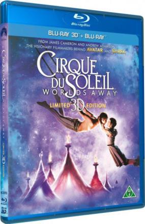 Cirque Du Soleil: Worlds Away (3D Blu-Ray)