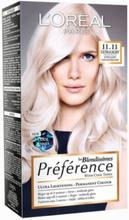 L'Oréal Paris Blondissimes Préférence with Cool Tones Hårfärg Silver