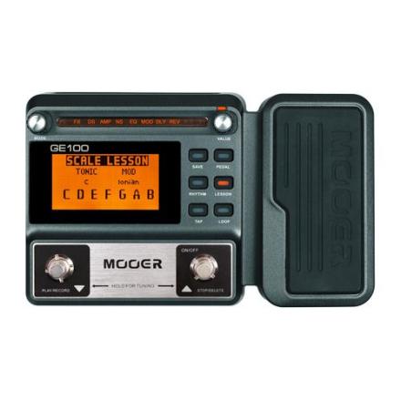 Mooer - GE-100 - Guitar Multi Effect Processor