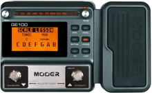 Mooer - GE-100 - Guitar Multi Effect Processor