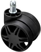 Mission SG Wheel soft floor 60mm