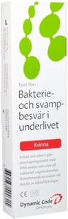 Dynamic Code Test för bakteriell vaginos och svamp i underlivet