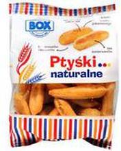Box - Ptyśki naturalne bez cukru