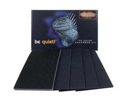 be quiet! Noise Absorber Kit Universal Midi (BGZ13)
