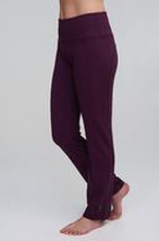 Asquith Live Fast Pants -bambuhousut (Berry)
